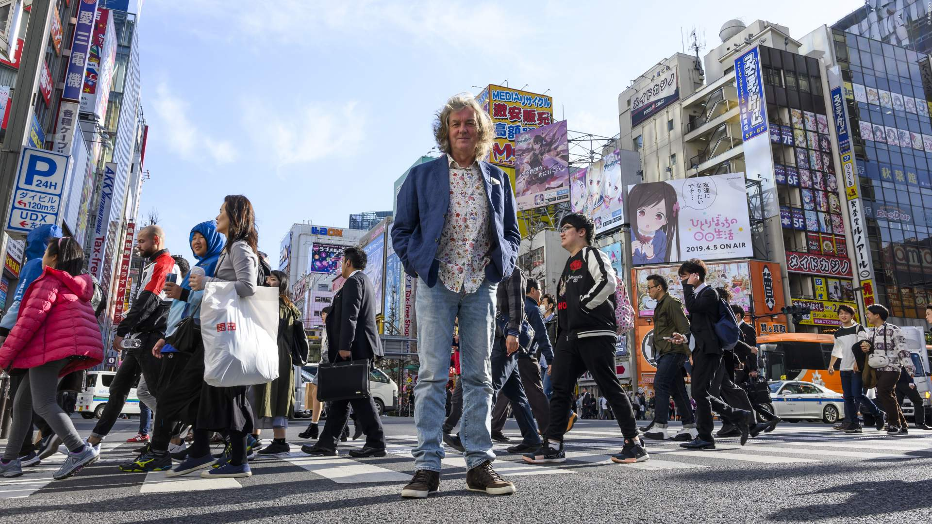 James May: Our Man in Japan – Staffel 1