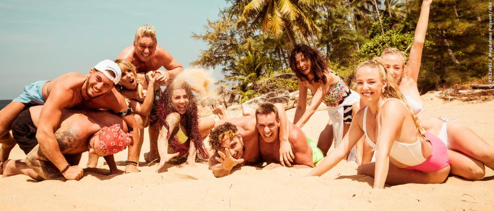 Kampf der Reality Stars: Neue Promi-Show