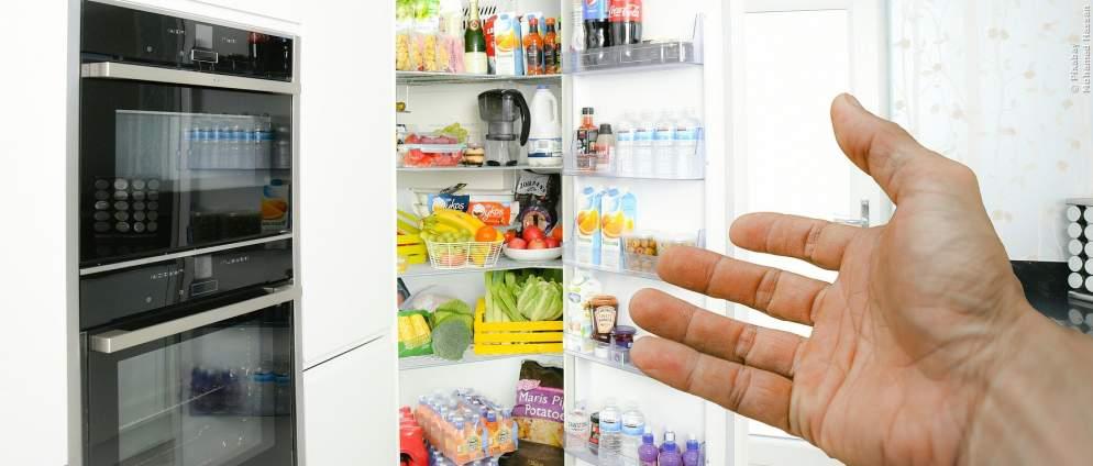Kühlschrank: Wie viele Keime lauern im Dunkeln?