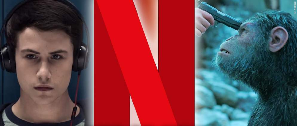 Netflix: Neue Serien und Filme im Juni 2020