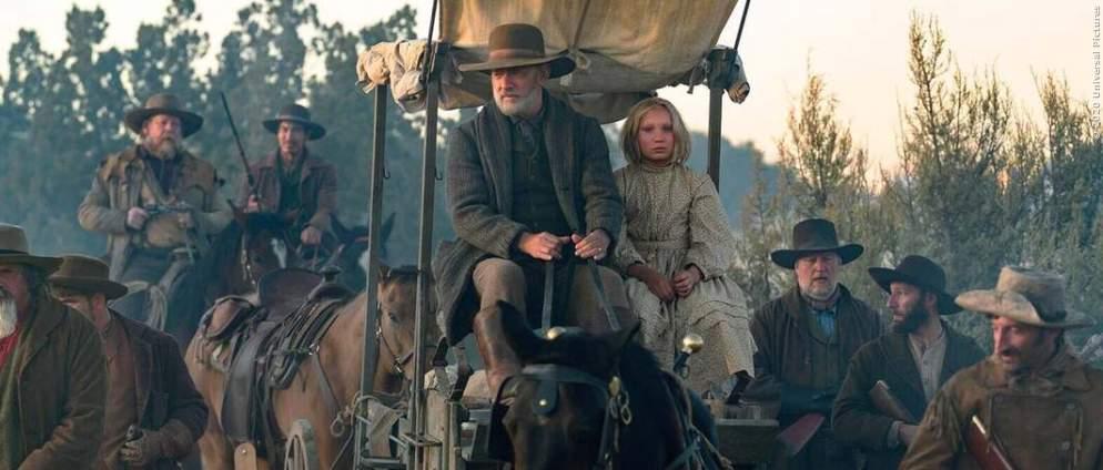 Neues aus der Welt: Kritik zum Netflix-Western