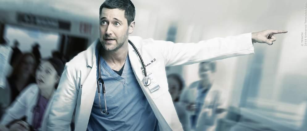New Amsterdam: Staffel 2 hat Start-Datum bei TVNOW