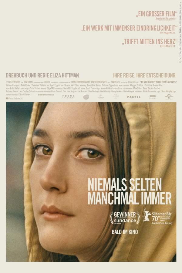 Niemals Selten Manchmal Immer Trailer