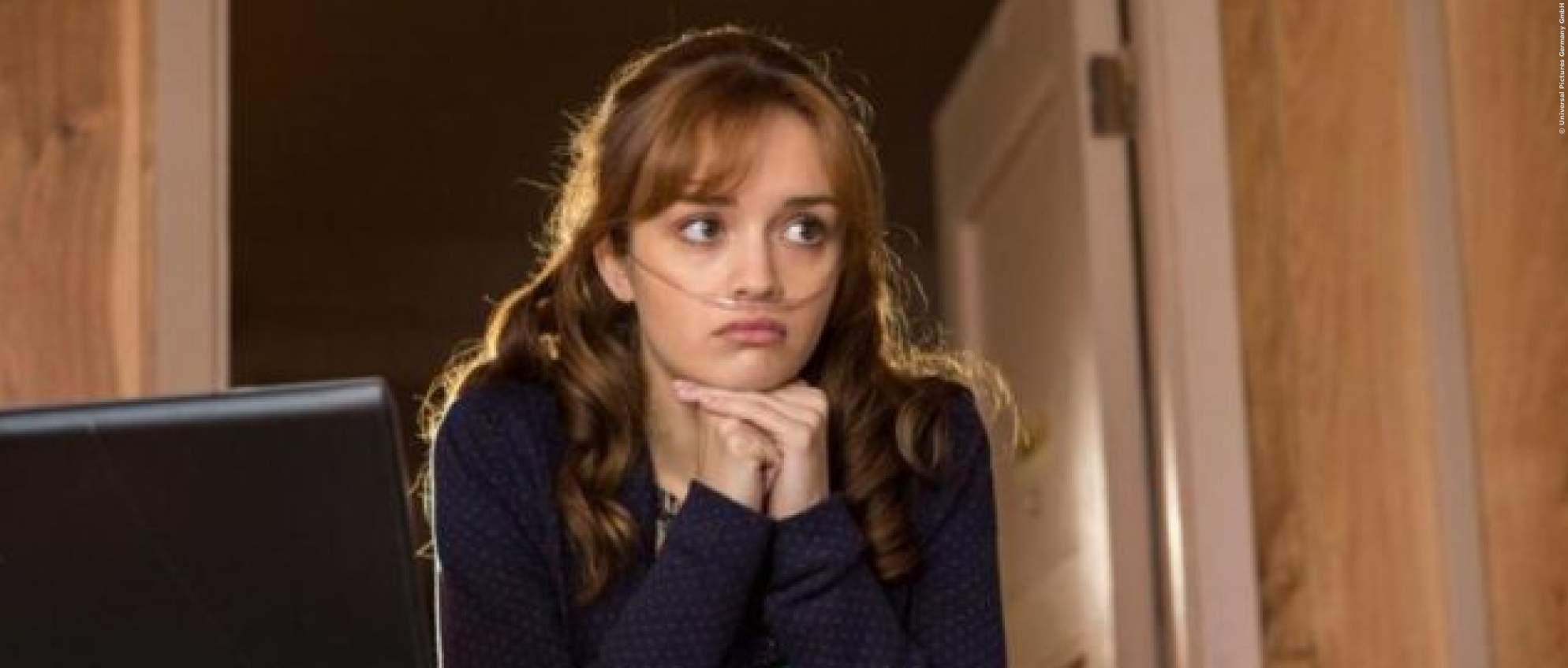 Olivia Cooke in Bates Motel