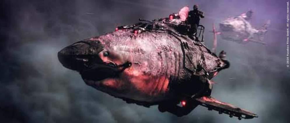 Sky Sharks: Trash-Spektakel hat neuen Kino-Start