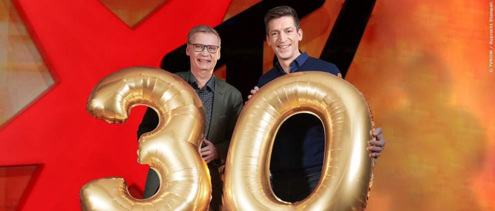 Stern TV wird 30 Jahre alt: Interview