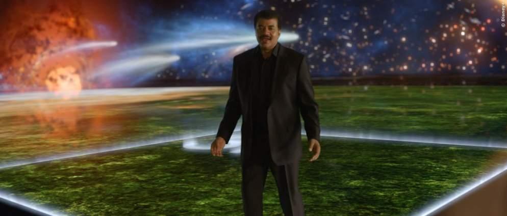 Unser Kosmos – Die Reise geht weiter
