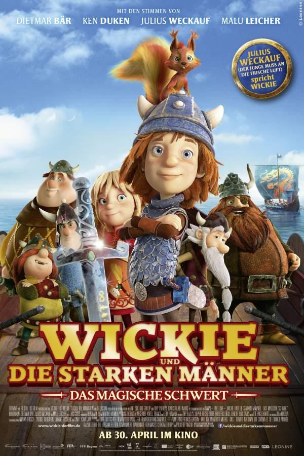 Wickie und die starken Männer - Das magische Schwert