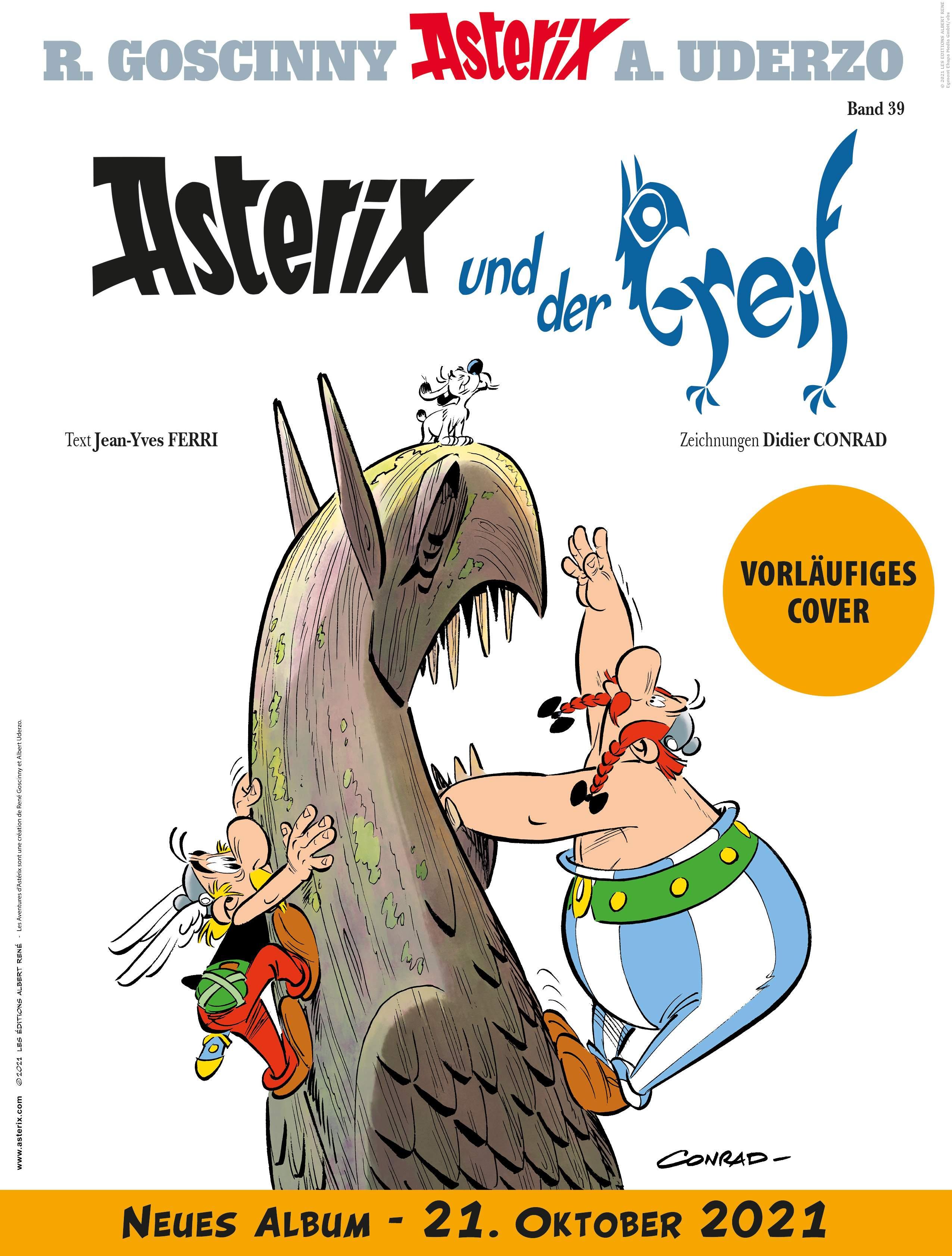 Asterix & Obelix Band 39