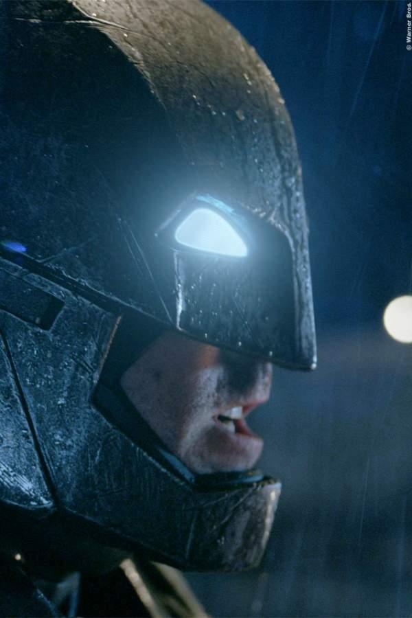 Batman VS. Superman Trailer Dawn Of Justice
