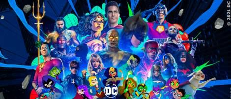"Neues Material zu ""The Batman"", ""Aquaman 2"" und ""Black Adam"" bei DC-Event angekündigt - News 2021"