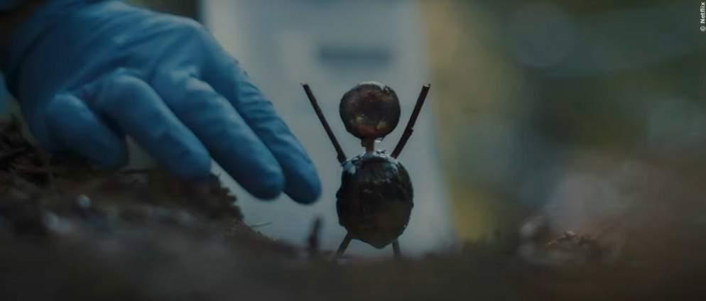 """Trailer zur Netflix-Serie """"Der Kastanienmann"""""""