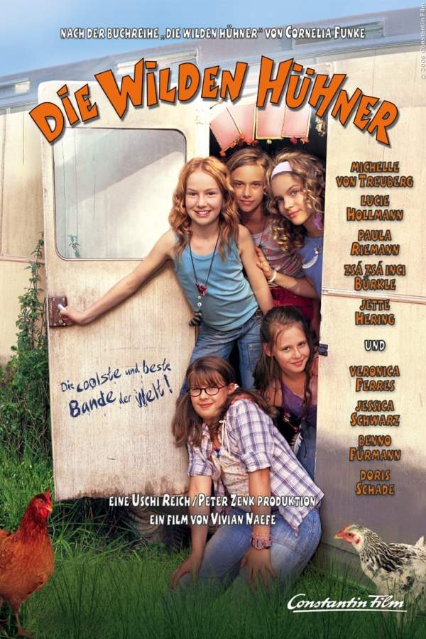 Die Wilden Hühner - Film 2006