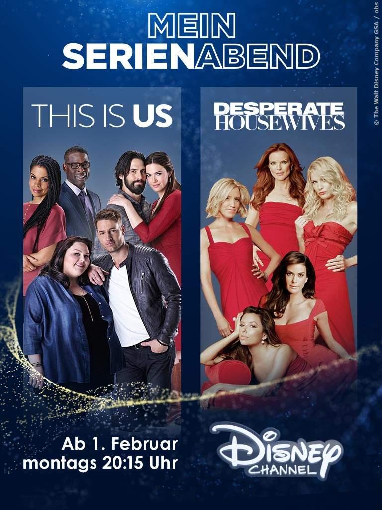 Der neue Montag im Disney Channel
