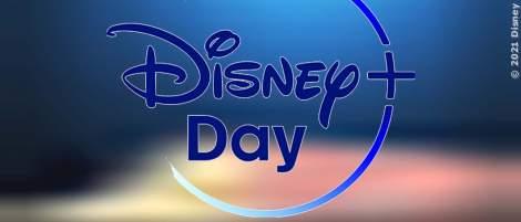 """Am 12. November ist der erste """"Disney+ Day"""" mit neuen Inhalten und Fan-Erlebnissen - News 2021"""