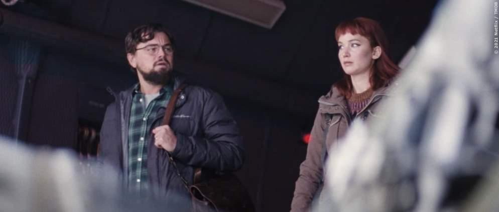 """Don't Look Up"" - Trailer zum Mega Netflix-Film"
