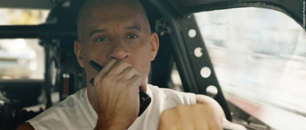 Vin Diesel will