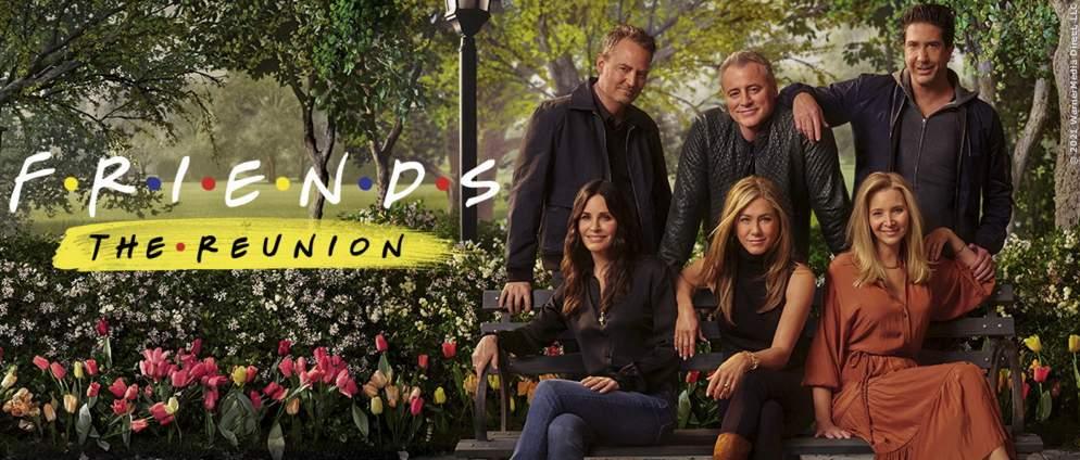 """""""Friends: The Reunion"""" jetzt auch auf Deutsch"""