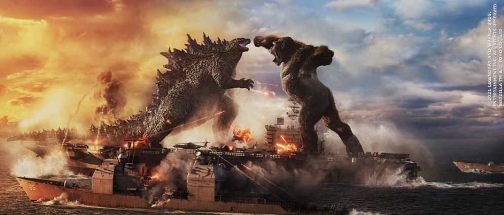 Godzilla Vs Kong noch vor Start im Heimkino