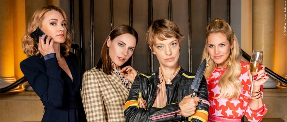Herzogpark: Neue TV-Serie mit Heike Makatsch