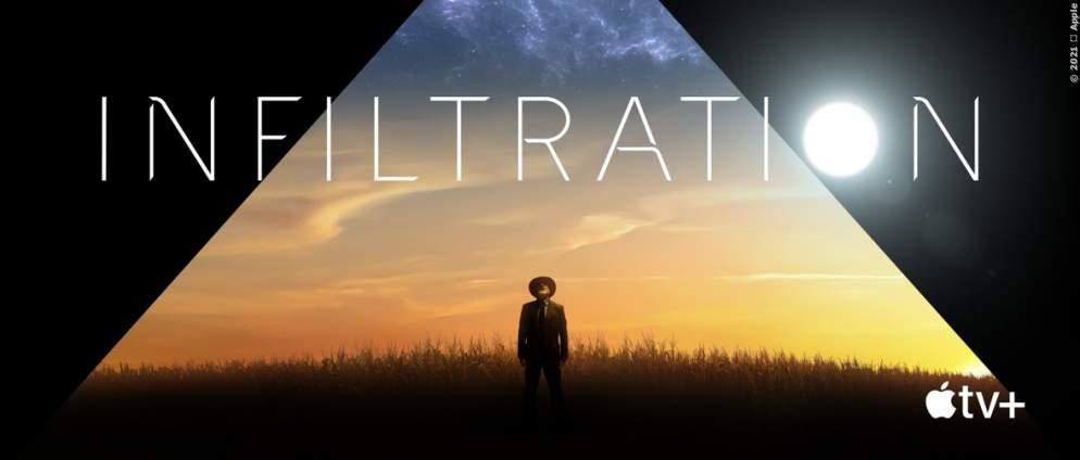 Infiltration - Trailer zur neuen Sci-Fi-Serie