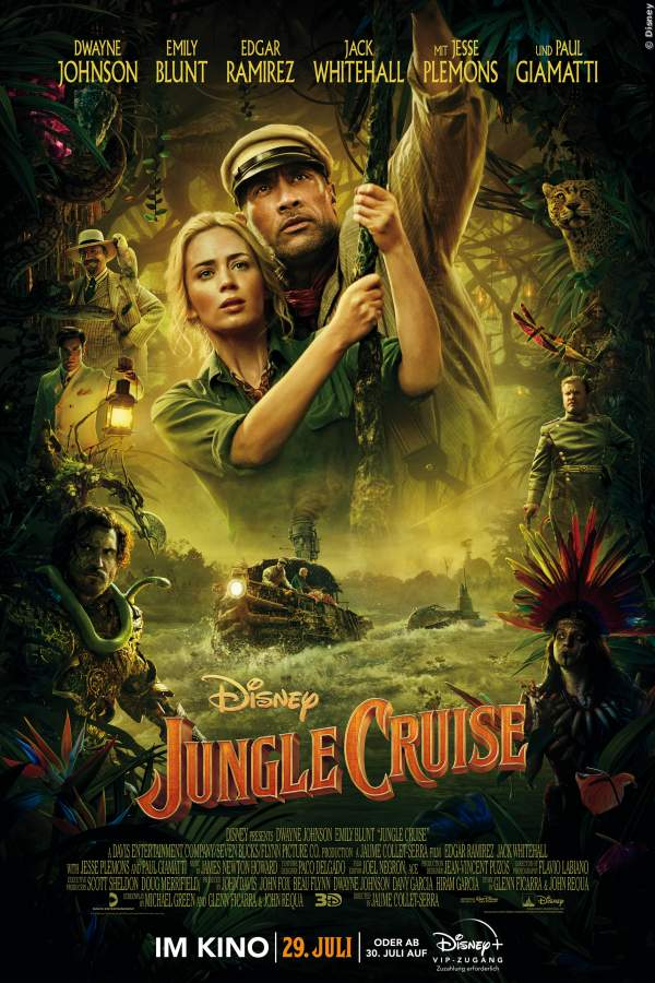 Jungle Cruise - Film 2021