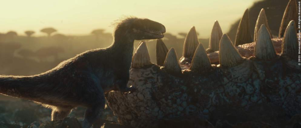 """Vor FF9 seht ihr 5 Min. aus """"Jurassic World: Dominion"""