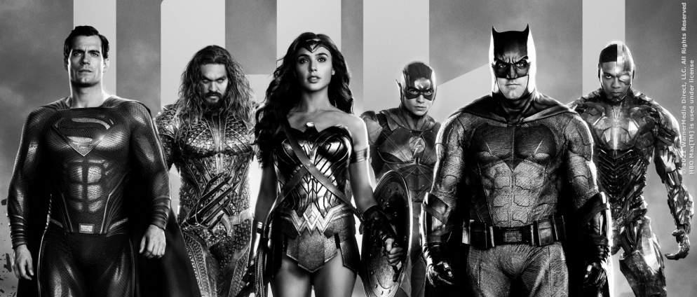 Snyders Justice League zeitgleich zum US-Start