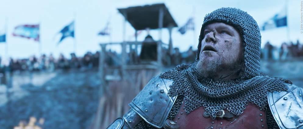 """""""The Last Duel"""" Trailer mit Matt Damon und Ben Affleck"""
