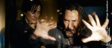 """Matrix 4""-Spoiler: Das verrät der erste Trailer - News 2021"