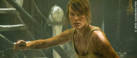 """Quiz: """"Monster Hunter"""" oder """"Resident Evil"""" - Erkennst du die Szene? - News 2021"""
