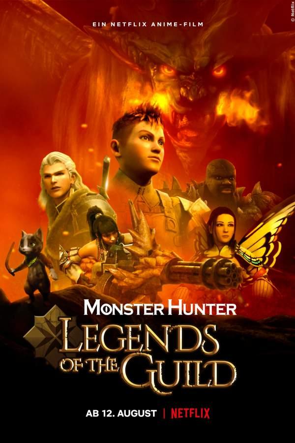 Monster Hunter: Legends of the Guild - Film 2021