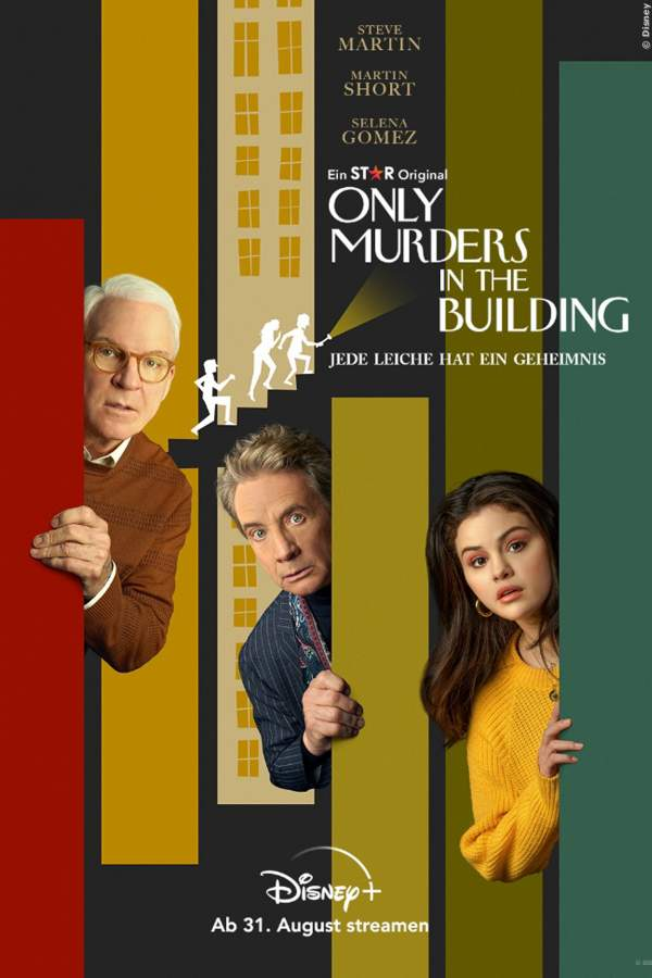 Only Murders in the Building - Serie 2021