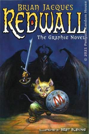 Buchcover Redwall