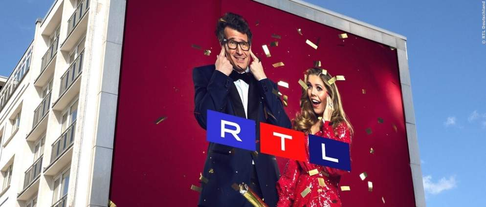 RTL ab heute in einem neuen Look