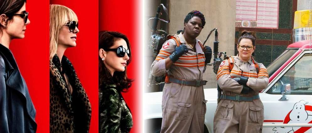 Spin-offs mit Frauen: Abklatsch oder Gerechtigkeit