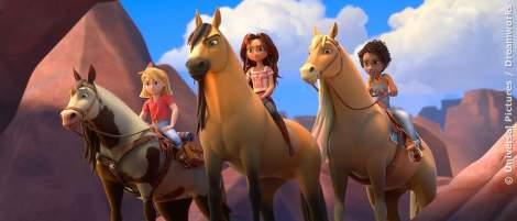 Spirit - Frei und ungezähmt: Exklusiver Clip zum Animationsfilm - News 2021