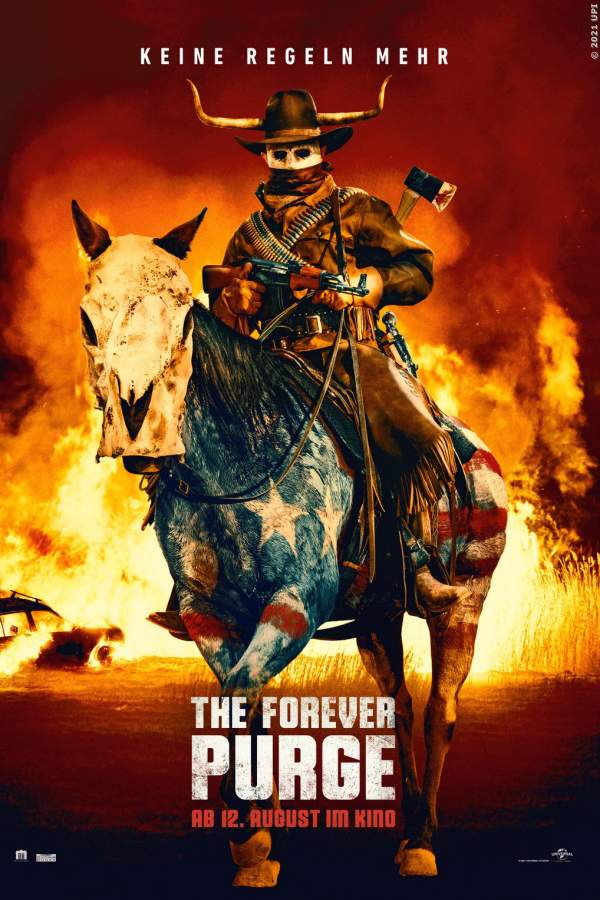 The Forever Purge - Film 2021