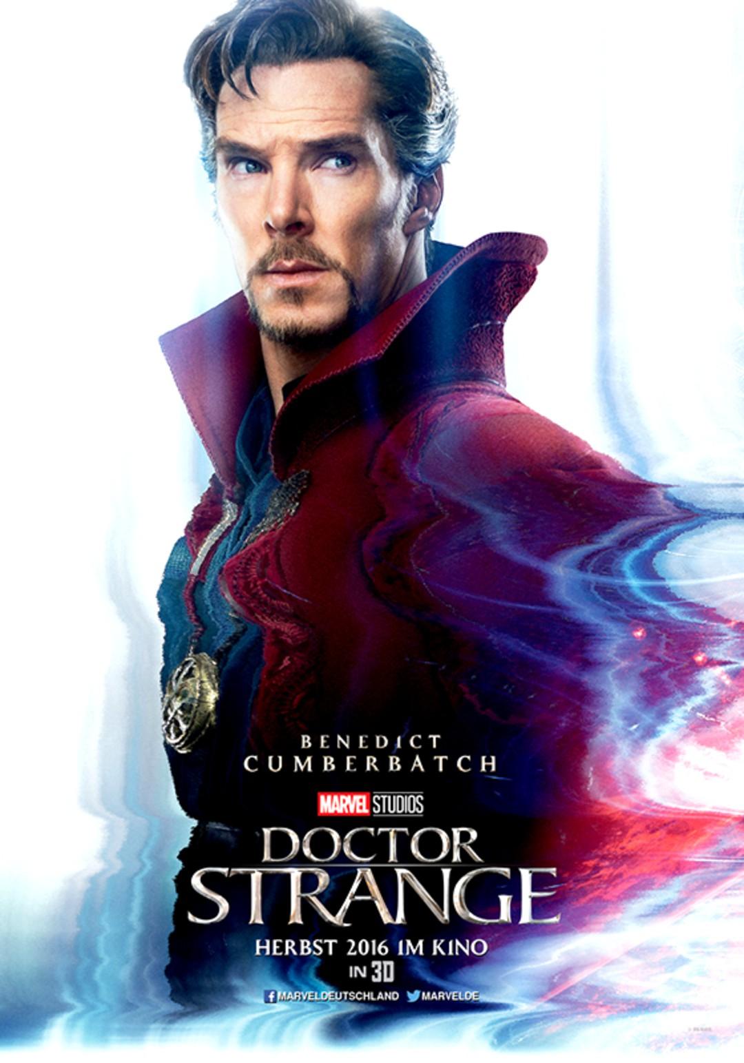 Die Welt des Doctor Strange - Bild 1 von 7