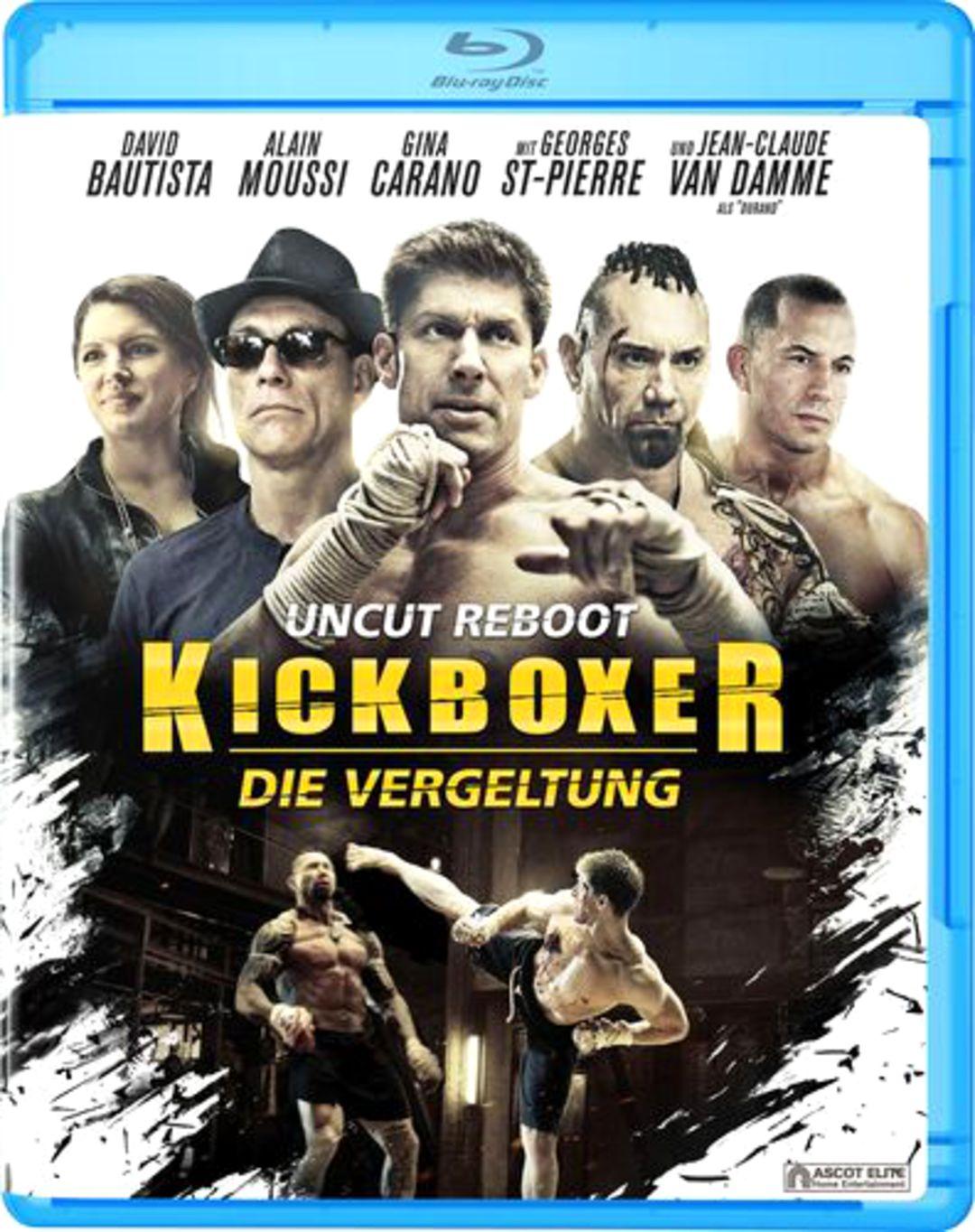 Kickboxer Trailer - Bild 1 von 8