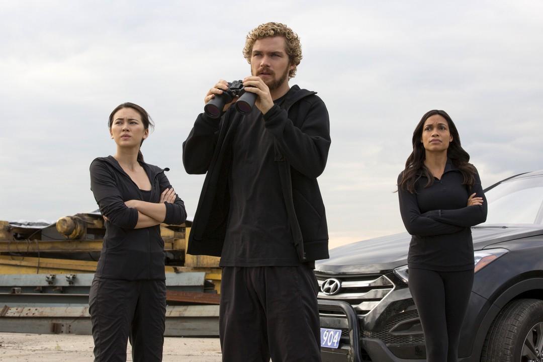 Marvels Iron Fist: Trailer und Bilder zur Netflix Serie - Bild 2 von 4