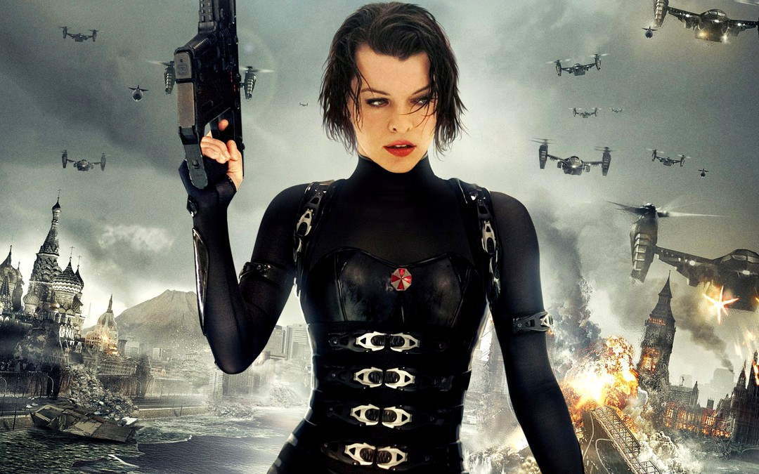 Resident Evil: Milla Jovovichs heißeste Outfits - Bild 1 von 10