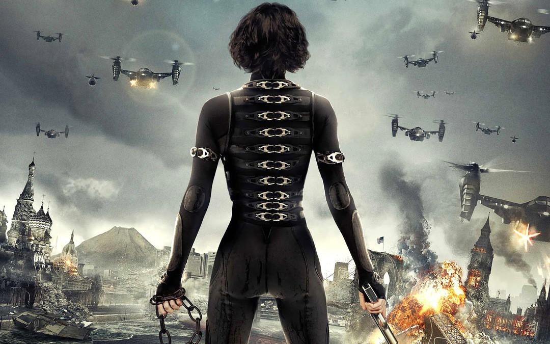 Resident Evil: Milla Jovovichs heißeste Outfits - Bild 3 von 10
