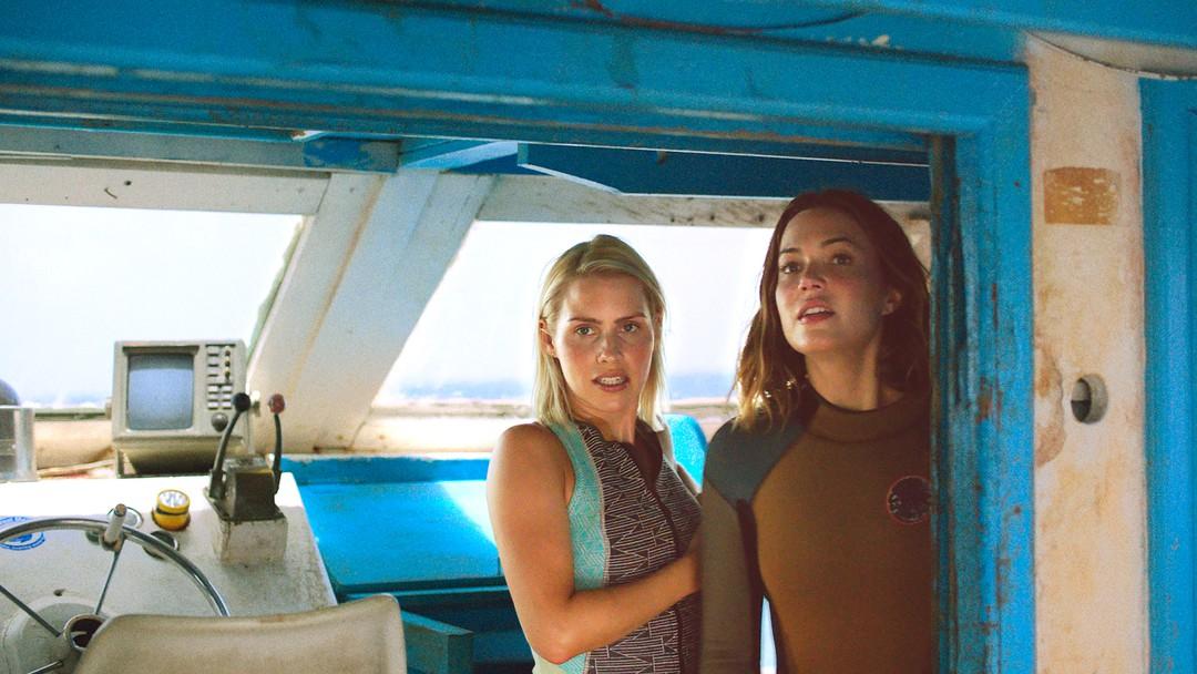 47 Meters Down - Neuer Trailer zum Hai-Horror - Bild 4 von 6