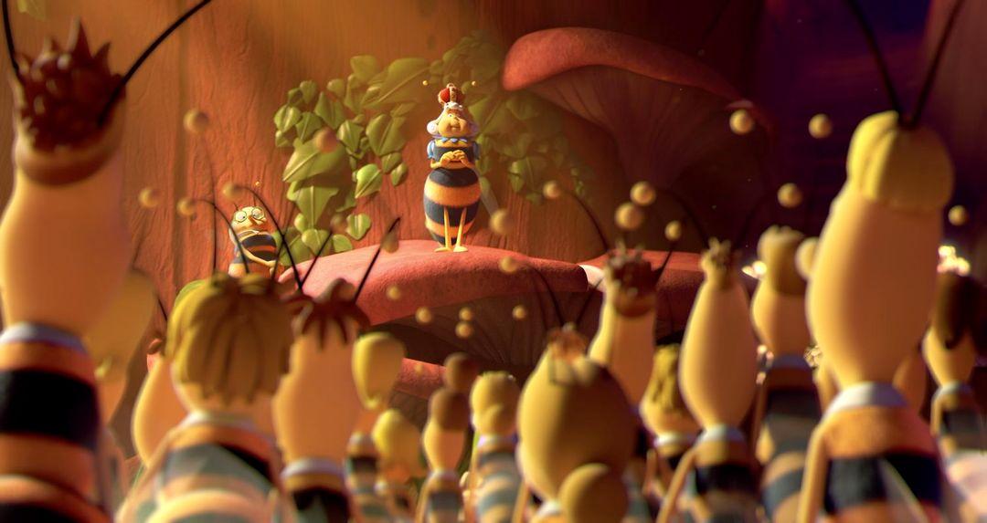 Biene Maja: erster Trailer zu den Honigspielen im Kino - Bild 2 von 8