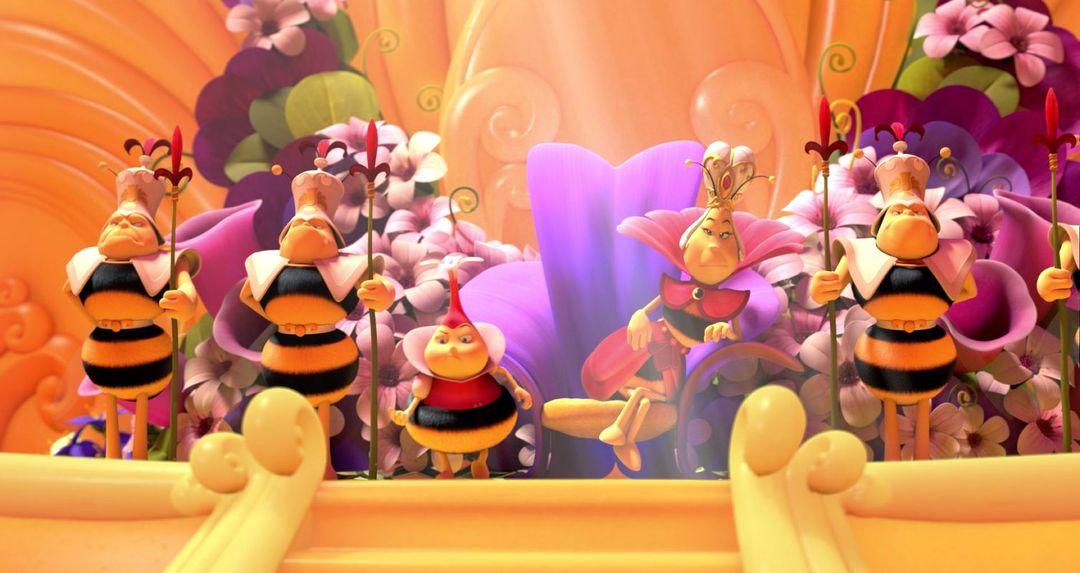 Biene Maja: erster Trailer zu den Honigspielen im Kino - Bild 4 von 8