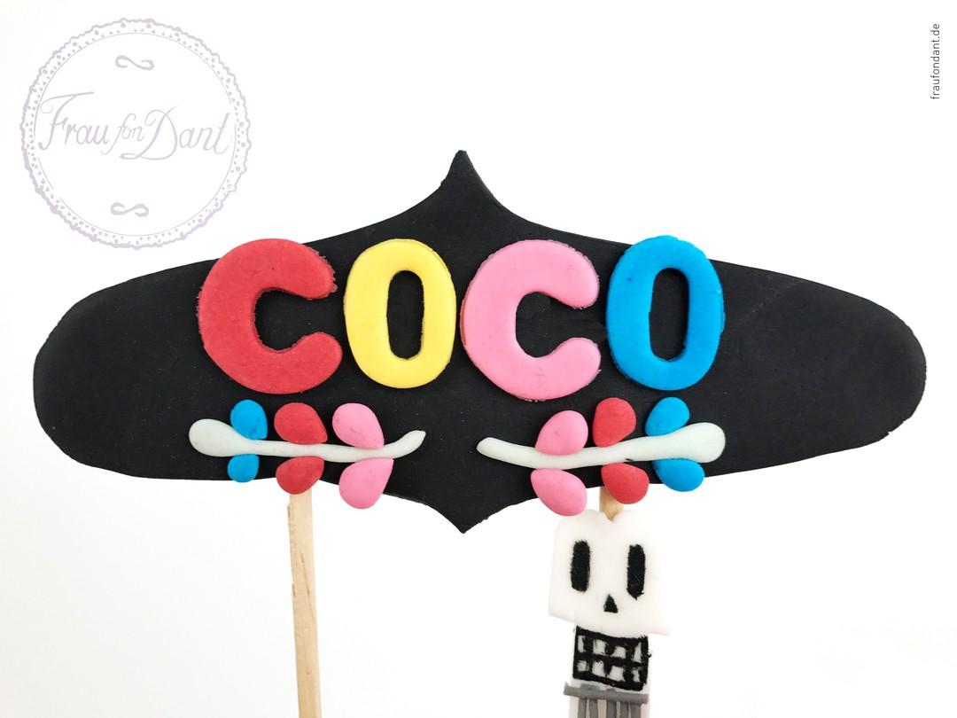Coco: Anleitung für die Torte zum Film - DIY - Bild 4 von 21