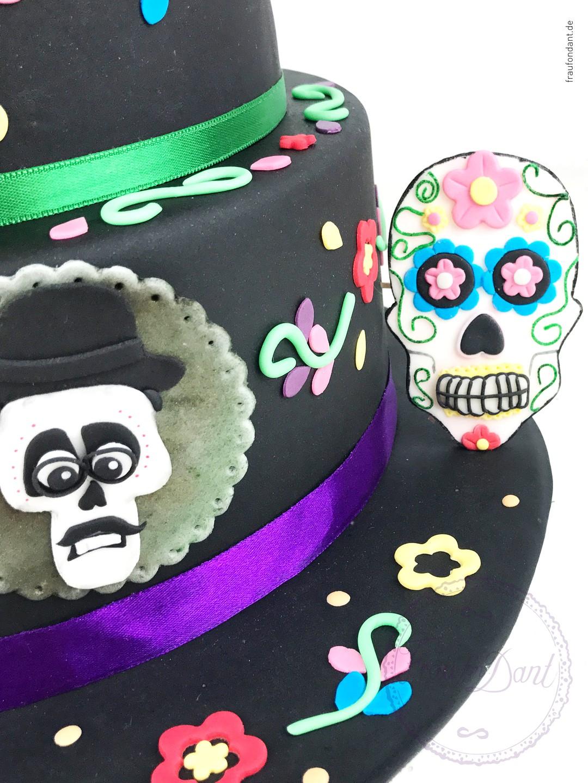 Coco: Anleitung für die Torte zum Film - DIY - Bild 10 von 21