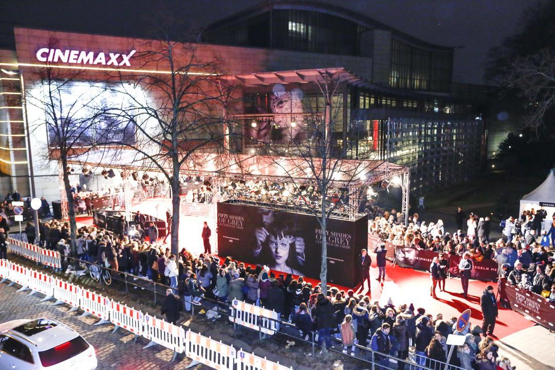 Fifty Shades Of Grey 2: Die Europapremiere in Hamburg - Bild 1 von 25