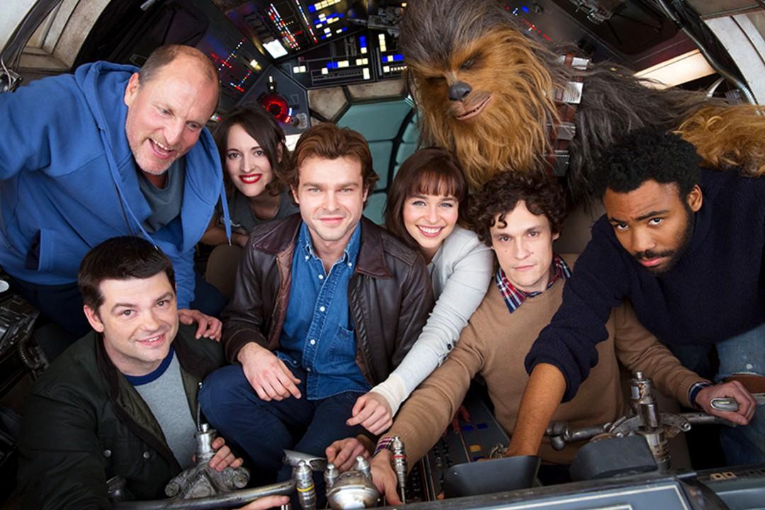 Han Solo – Erstes Bild aus der neuen Star Wars Story - Bild 1 von 1